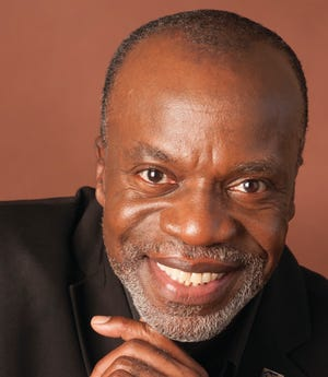 """L. Peter Callender, an actor and director, stars in Terry Teachout's one-person show """"Satchmo at the Waldorf"""" in a virtual production for American Stage."""