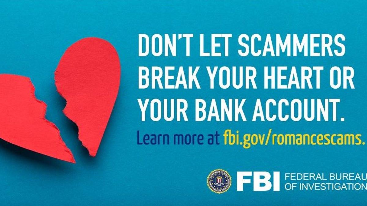 Fbi internet dating scams dating sites for divorced