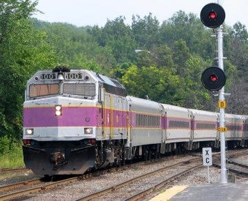 Service on the MBTA commuter rail's Fitchburg Line is changing as of May 3, following the installation of Positive Train Control safety technology.