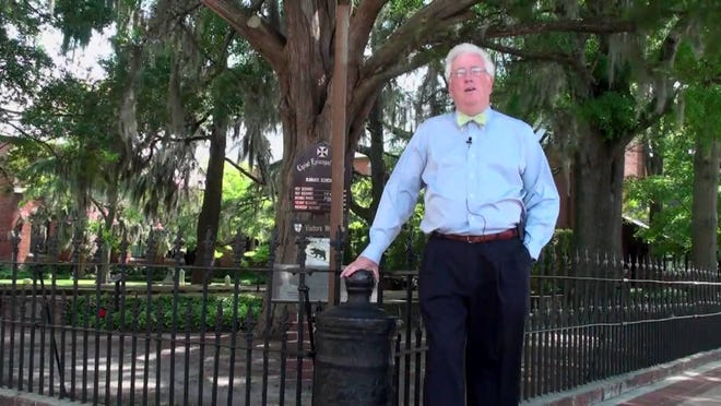 """Nelson McDaniel will present """"Voices in the Cause of Freedom"""" on-line on Feb. 24. The event is sponsored by the New Bern Historical Society. [CONTRIBUTED PHOTO]"""