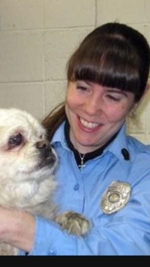 Former Norwich Assistant Animal Control Officer Donna Gremminger