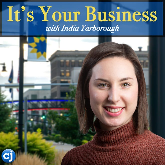"Reporter India Yarborough hosts ""It's Your Business,"" a new podcast from The Topeka Capital-Journal. New episodes of the show are expected to be released every other week."