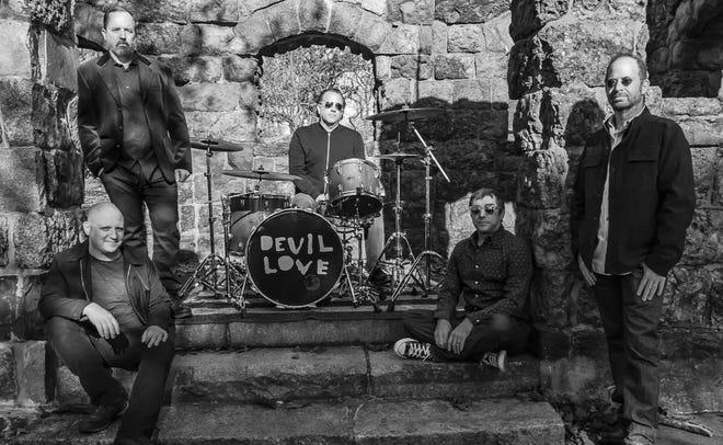 """Devil Love's recent album is """"Broken Things."""""""