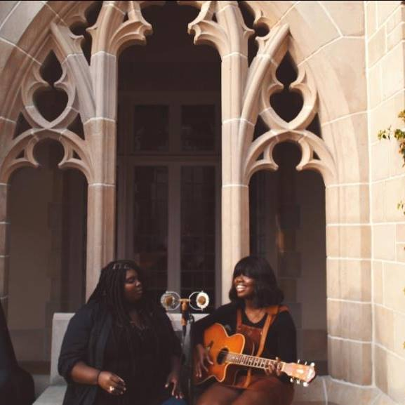Gainesville-based indie folk duo Faith and Majesty recently performed with Music GNV.