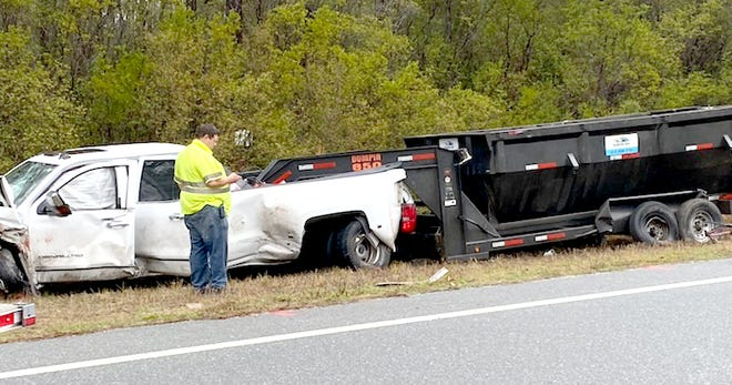 A traffic crash Feb. 9 on State 388 near Southport killed four people, but officials say they don't believe the road is exceptionally dangerous.