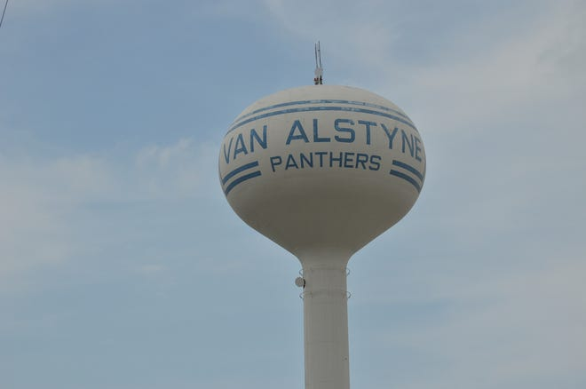 Van Alstyne Water Tower