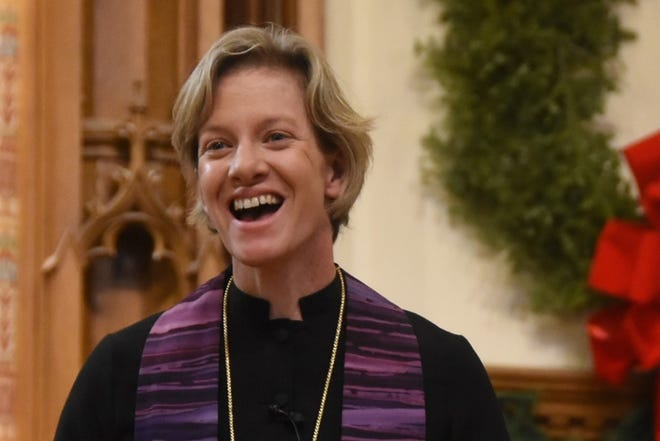 The Rev. Barbara Callaghan