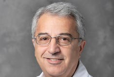 Dr. Samer Kazziha, interventional cardiologist and Cardiovascular Chief at Henry Ford Macomb Hospital.