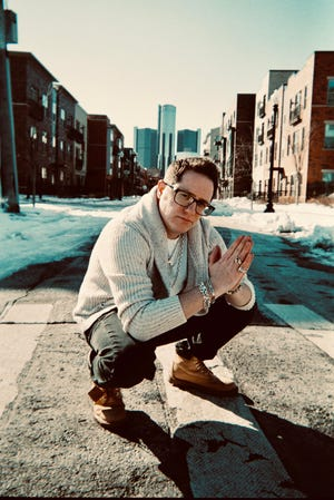 Detroit composer and producer Jake Bass.