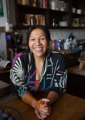 Detroit chef   Kiki Louya