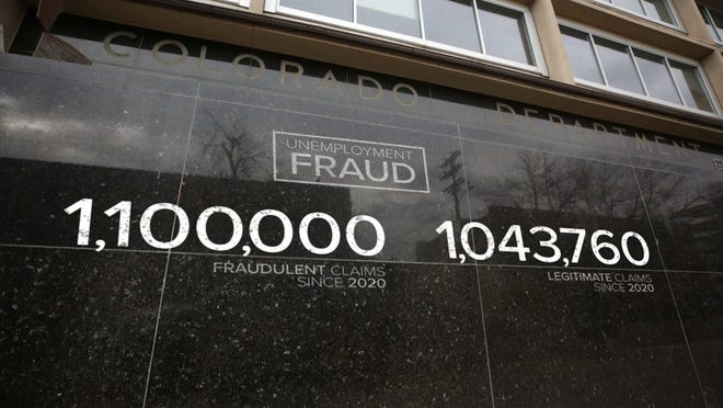 Fraudulent unemployment claims in Colorado outnumbered legitimate claims in 2020, 9News has found.