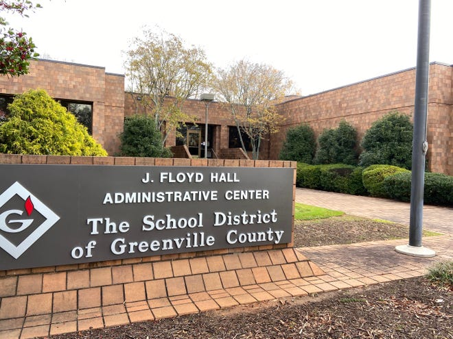 The School District of Greenville County