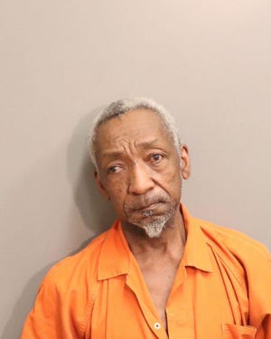 Andre King was charged with first-degree assault after another person was stabbed in the chest February 8, 2021.