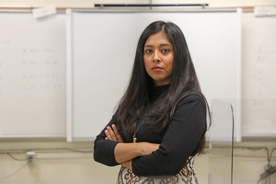 Smita Nadia Hussain was recently elected to the Bloomingdale Board of Education.