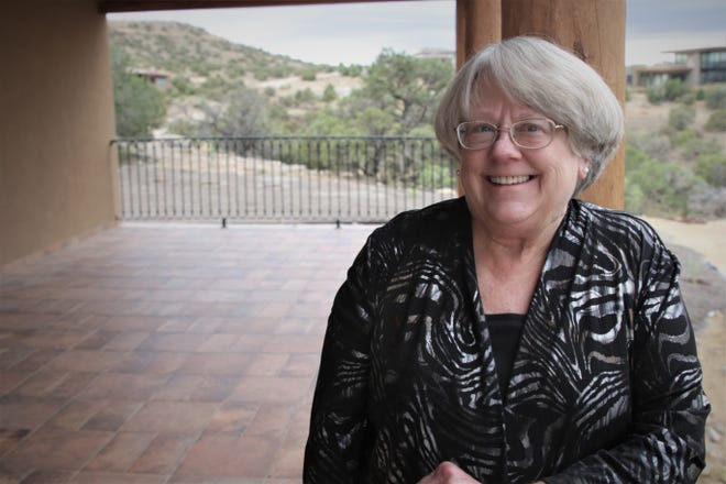 """Historian and author Patty Tharp has finished the second volume of her two-part series """"The Lost Communities of Navajo Dam."""""""