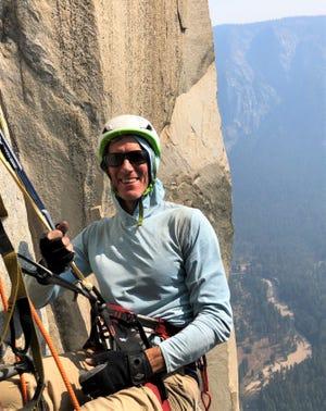 Tom Herbert on El Capitan.