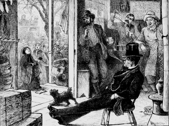 The longest protest by American women in the 19th century had Wayne County as a flashpoint.
