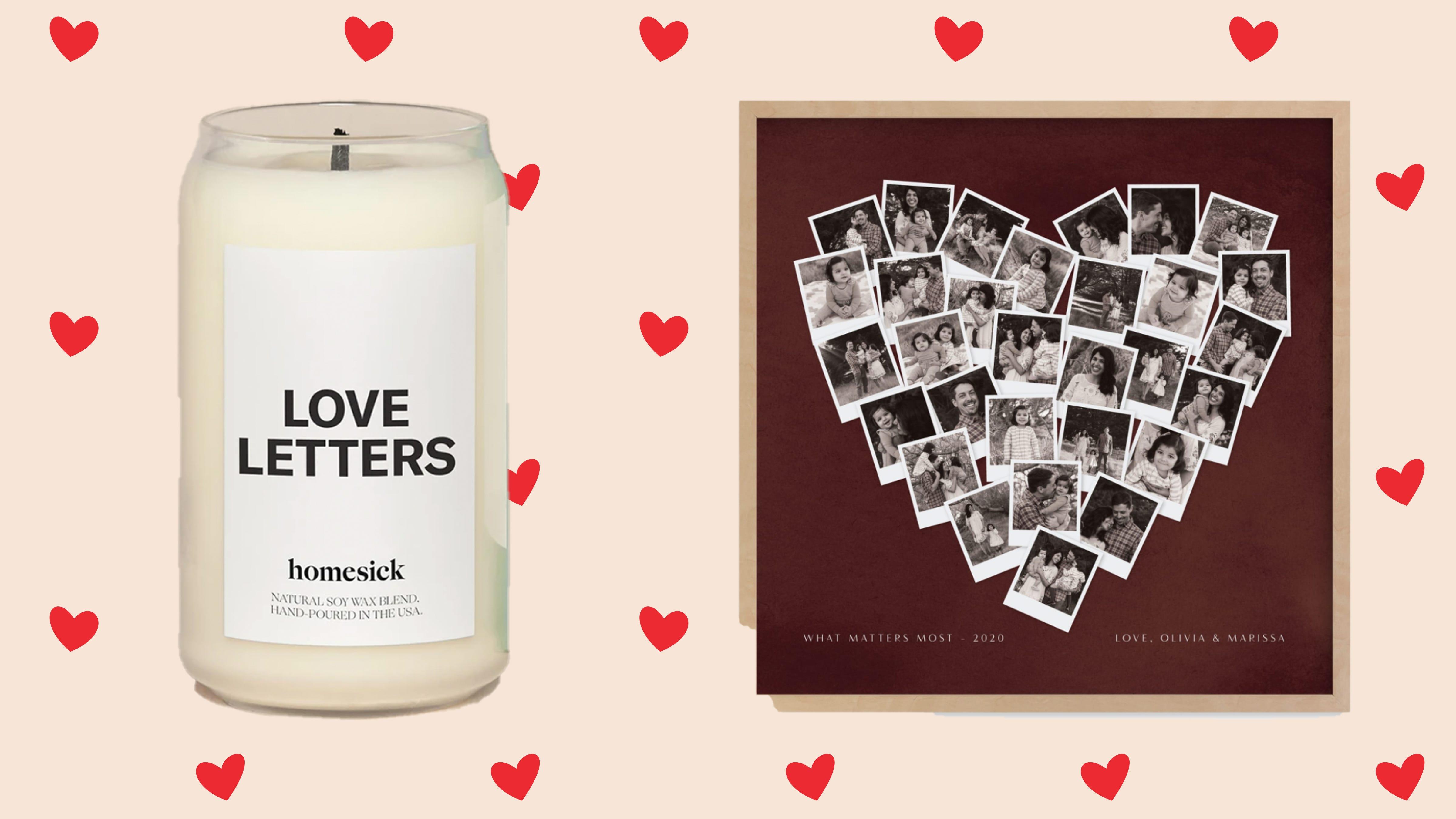 perfect gift Girlfriend gift set,Girlfriend candle gift Valentines Day Gift Valentines gift set Candle gift set woodwick candle set