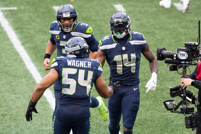 """8. Seahawks (7): What happened to the offense? """"Teams just started to figure us out,"""" according to WR DK Metcalf. Be interesting to see what QB Russell Wilson and Co. figure out in 2021 with some new cooks in the kitchen."""