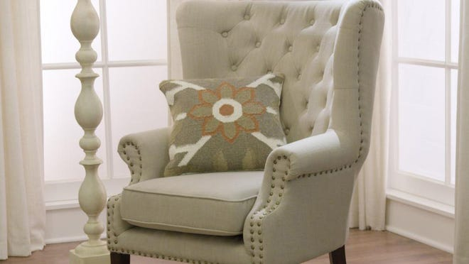 Cozy up in this popular armchair.