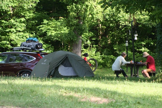 With widespread vaccination still several months off, camping will still be a popular vacation option this summer. So plan – and book – ahead.