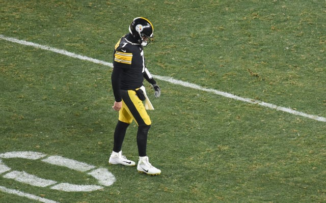 11. Steelers (8): They need to figure out how the future looks with QB Ben Roethlisberger and maybe without him ... which might mean turning to Dwayne Haskins.