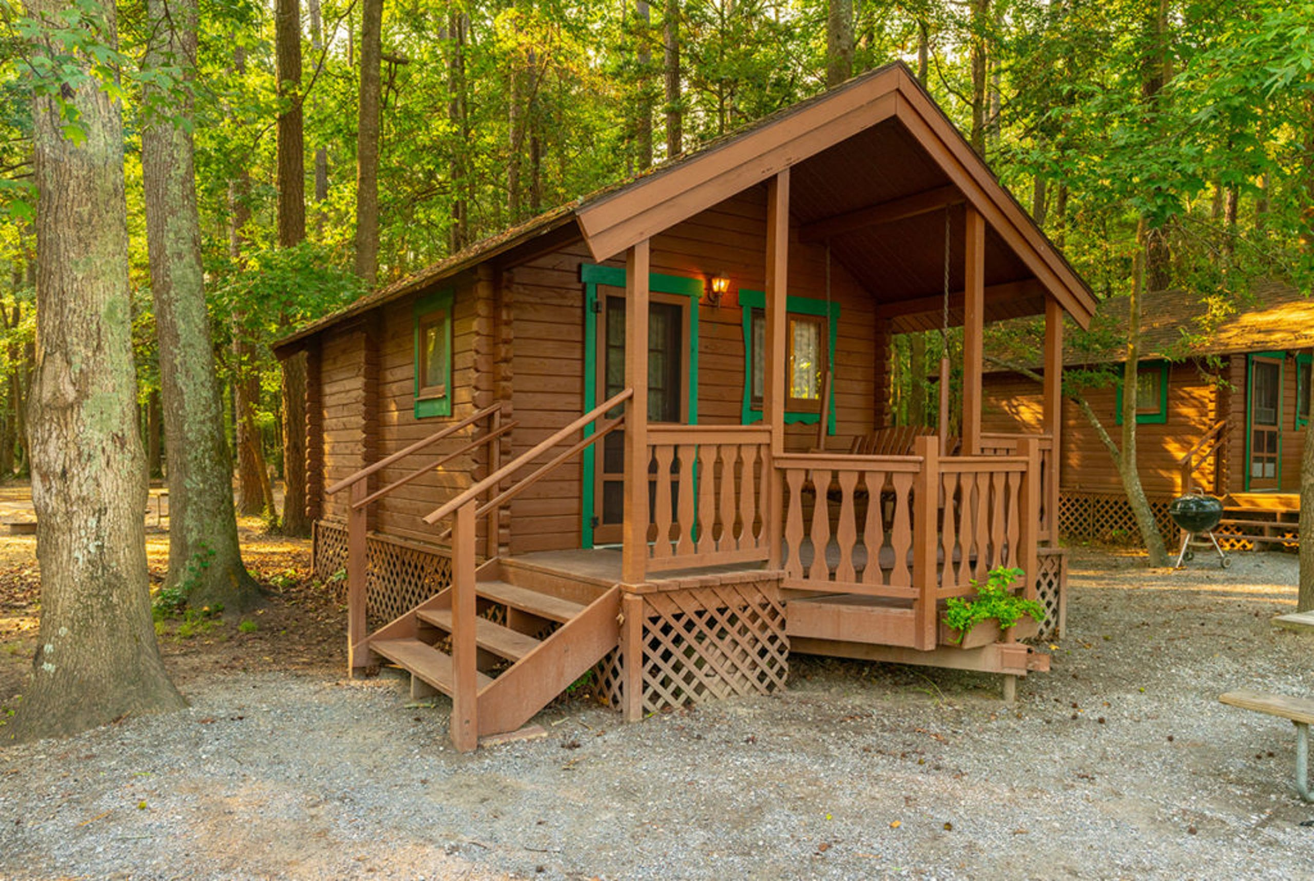 <strong>1.&nbsp;Frontier Town RV Resort &amp; Campground&nbsp;(Berlin, Maryland)</strong><br /> The amenity package at this Maryland RV park includes the Frontier Town Water Park, Miniature Golf, Western Theme Park and High Ropes Adventure Park. It has 7,896 advance reservations for 2021.&nbsp;
