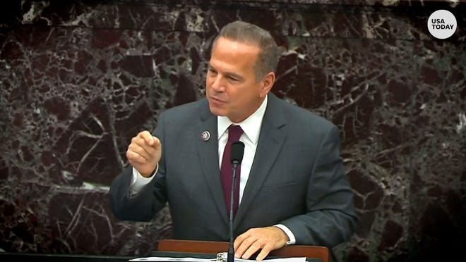 "Rep. David Cicilline says ""moving on"" and dismissing impeachment case is ""wrong."""