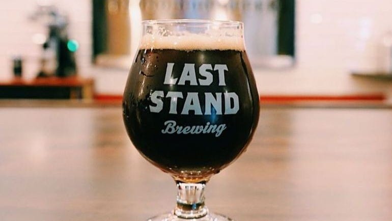 Last Stand Brewing opened its second location on South Congress last fall.
