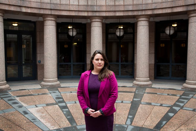 State Rep. Erin Zwiener, D-Driftwood, is the chair of the Texas House's new Caucus on Climate, Environment and the Energy Industry.