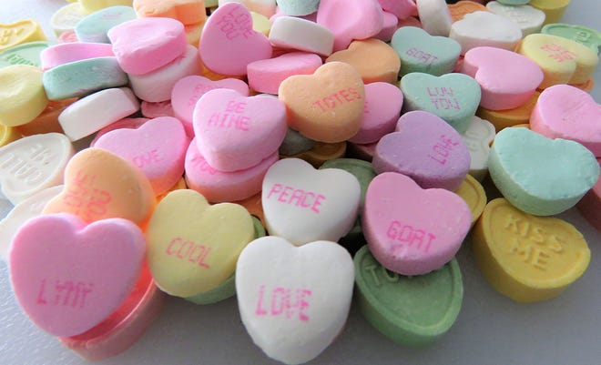 The average American spends $164.76 on Valentine's Day, according to WalletHub. That means, collectively, Americans will spend more than $21.8 billion this year.