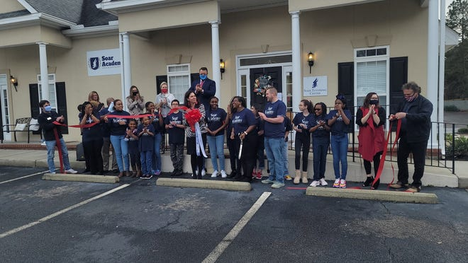 SOAR Academy and Tutoring Center ribbon-cutting, 4210 Columbia Road Suite 17A, Augusta,  Jan. 26