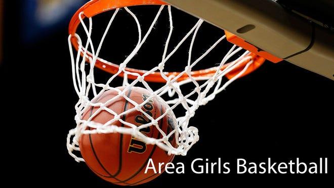 Area Girls Basketball Logo