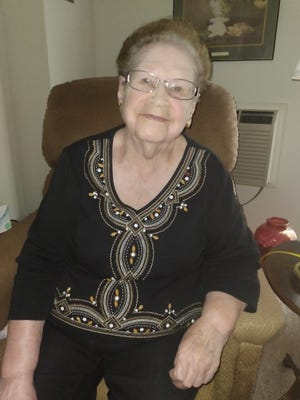 Martha Tappe of Twinsburg will be 100 years young Feb. 22.