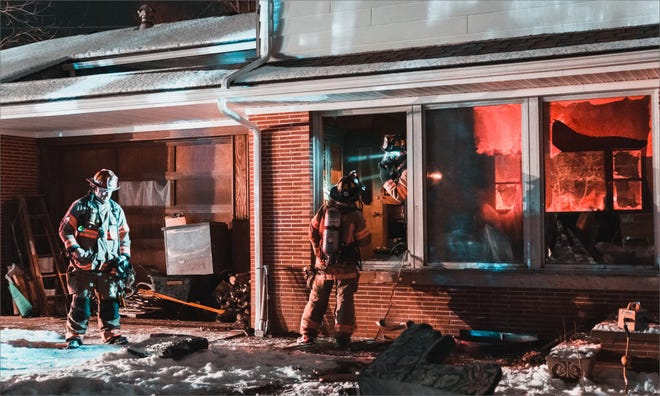 The Stow Fire Department is investigating a Feb. 6 fire at an unoccupied Graham Road residence.