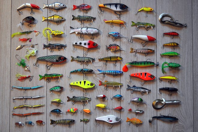 The market will feature 20 custom lure makers from Central Missouri.