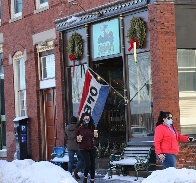 Adelle's Coffeehouse, a popular downtown Dover shop, is planning to close for about two months after Valentine's Day.
