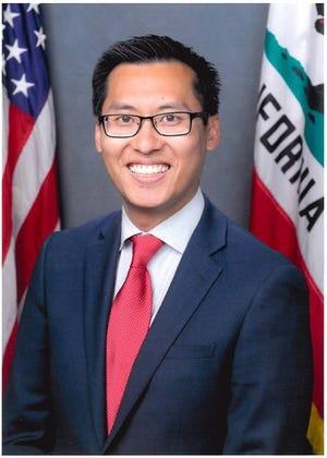 Assemblyman Vince Fong