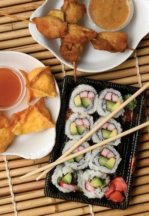 Thai Lanna & Sushi Bar in Jackson Township
