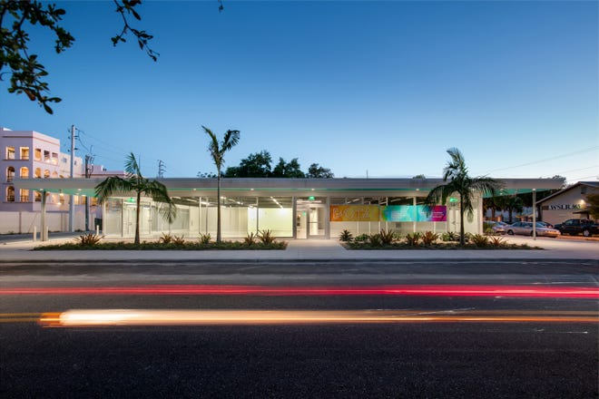 The BOTA Center in Sarasota's Rosemary District is on the market for $4.25 million.