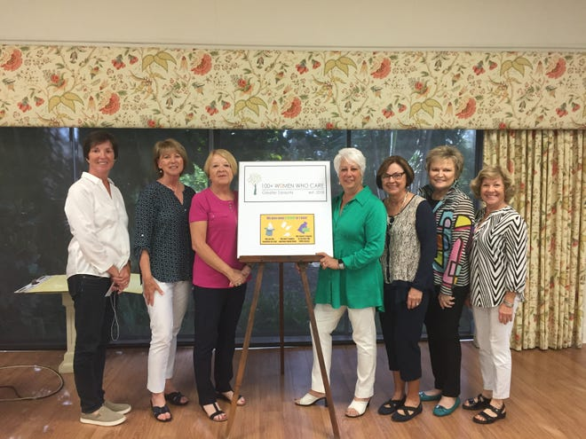 The 100 Women Who Care – Greater Sarasota chapter was launched in January 2018.