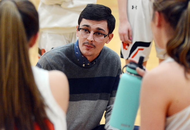 Plainfield girls basketball coach John Lorange has high expectations as he enters his third season at the helm.