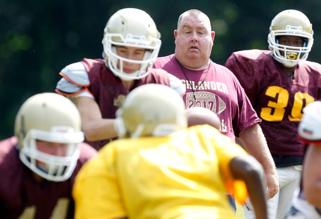 Doherty football coach Sean Mulcahy is hopeful the Worcester School Committee allows schools to take part in the Fall II wedge season.