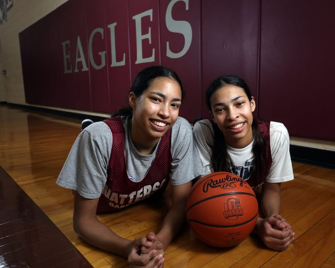 Basketball is the family business for sisters Kilyn and Keiryn McGuff, who are key players for the CCL-champion Watterson girls team. Their parents are Kevin McGuff, who is Ohio State's women's coach, and Letitia McGuff, who is a former college player and coach.