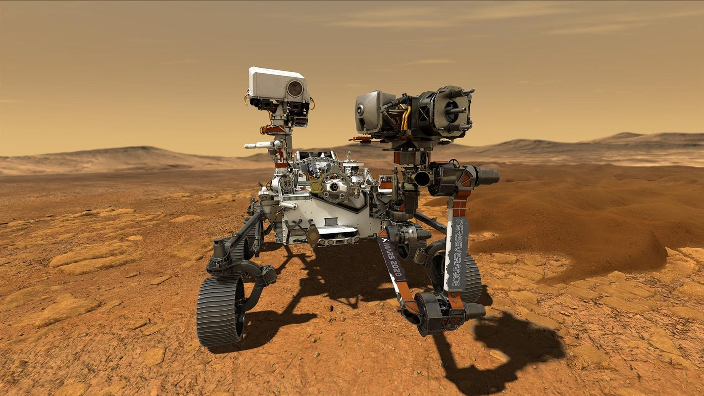 NASA's Perseverance to Touchdown on Mars: What You Need to Know