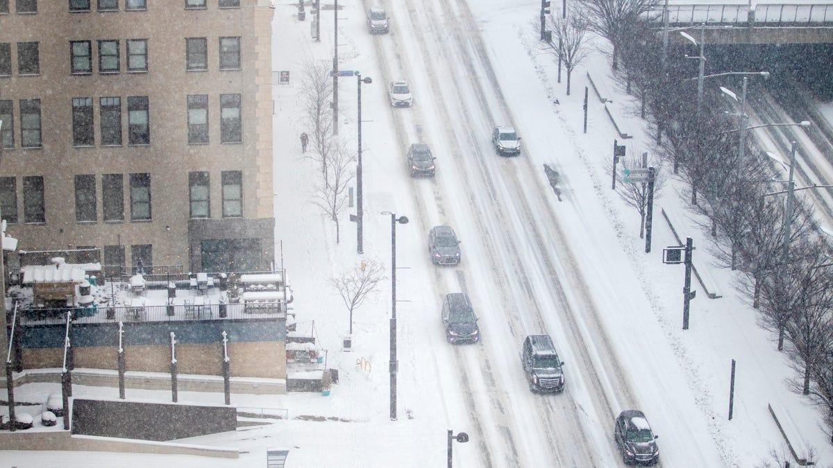 Ready for snow? The Farmers' Almanac has Greater Cincinnati's winter forecast