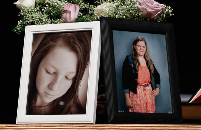 An  anonymous donor contributed $100,000 to the reward fund for the arrest and conviction of the man who killed Libby German and  Abby Williams on Feb. 13, 2017. The girls were killed while hiking on the trails west of Delphi.