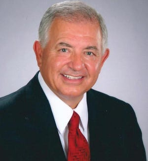 Sen. Ronnie Johns, R-Lake Charles, sponsored the bill to legalize betting on sporting events in Louisiana.