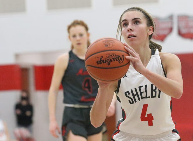 Shelby's Sophie Niese was named first team All-MOAC.