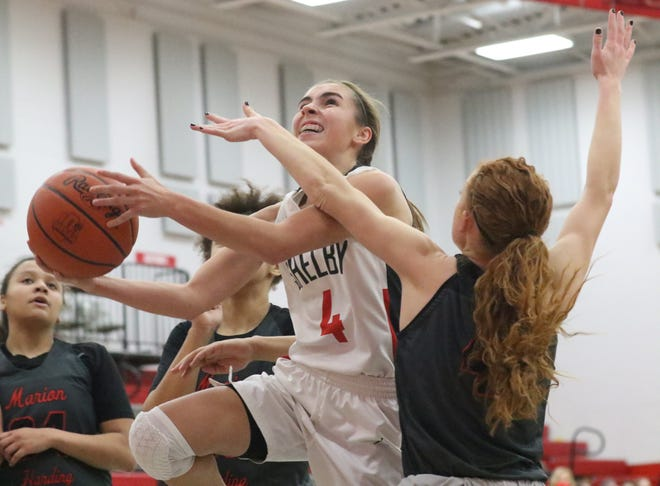 Shelby's Sophie Niese has the Whippets looking for their fourth consecutive MOAC title.